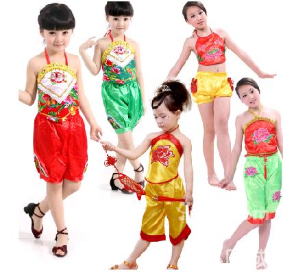 儿童演出服 幼儿舞蹈服装