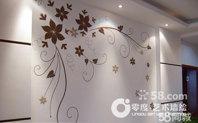 北京植物墙绘