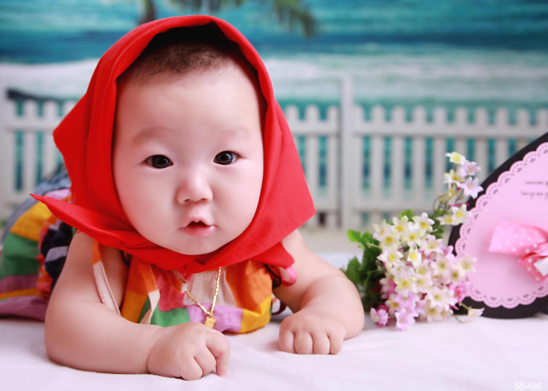 柳州阳光宝宝儿童摄影