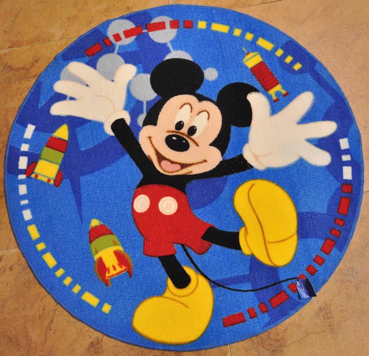 米老鼠卡通图片地毯图片展示