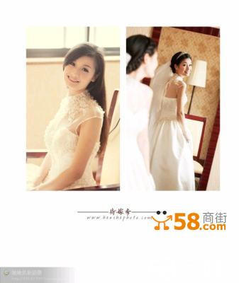 昆明高端新娘跟妆造型设计