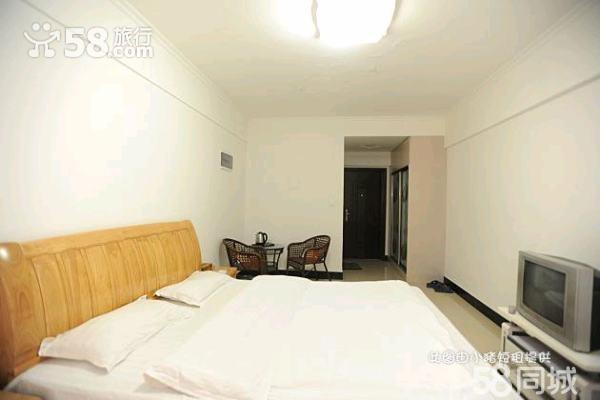 未来路华晨酒店公寓 —58商家店铺
