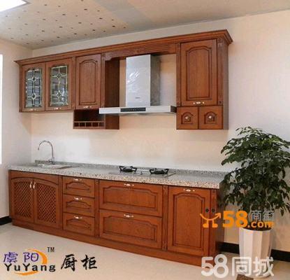 类别定制橱柜 区域五华区 周王城广场 风格田园 门板材质实木板 台面