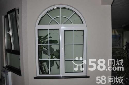 欧式断桥铝门窗,弯弧美景条断桥铝门窗