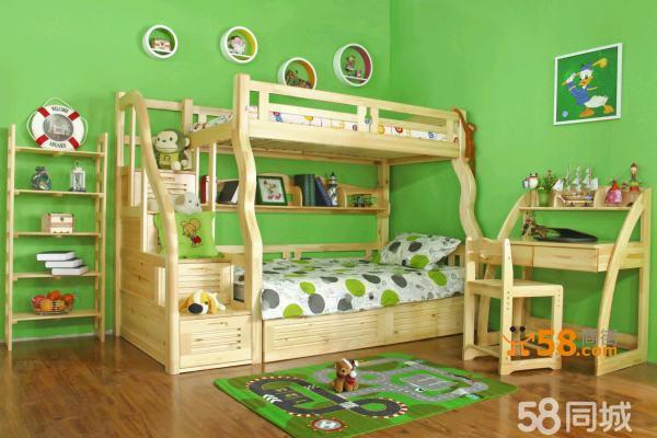 儿童套房家具组合