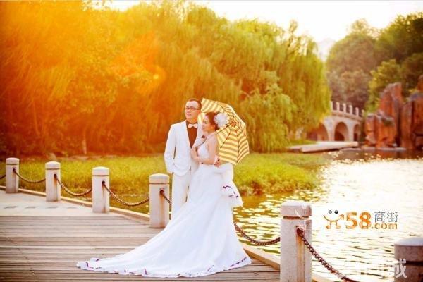田园风情婚纱照,合肥金色米兰婚纱摄影