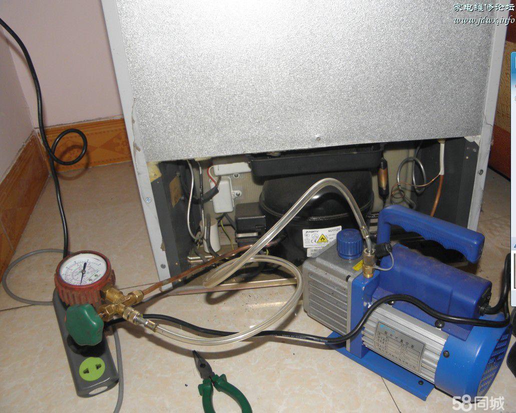 西门子冰箱接线图解