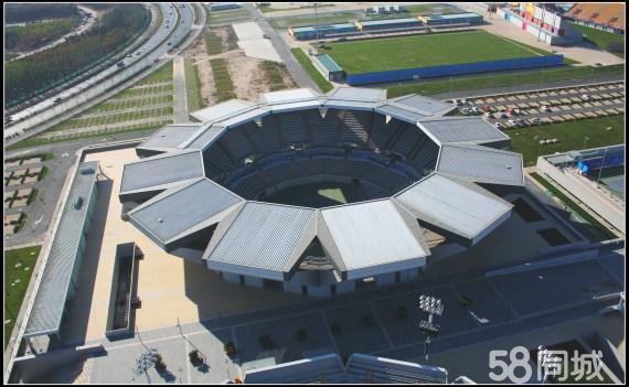 国家网球中心莲花球场
